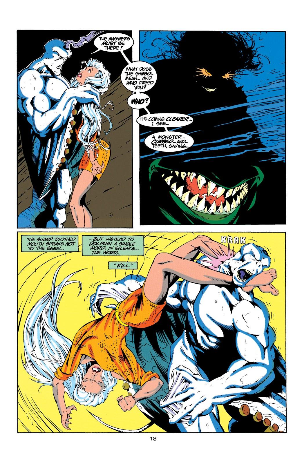 Aquaman (1994) Issue #18 #24 - English 18