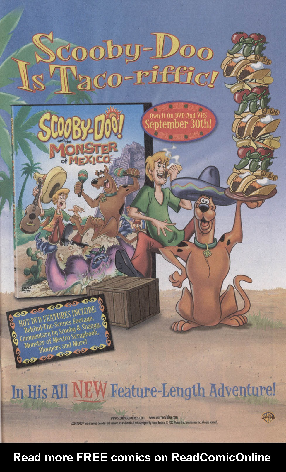 Read online Scooby-Doo (1997) comic -  Issue #77 - 51