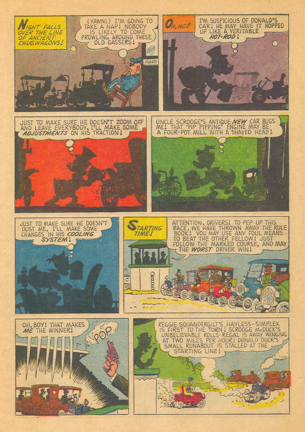 Uncle Scrooge (1953) Issue #34 #34 - English 29