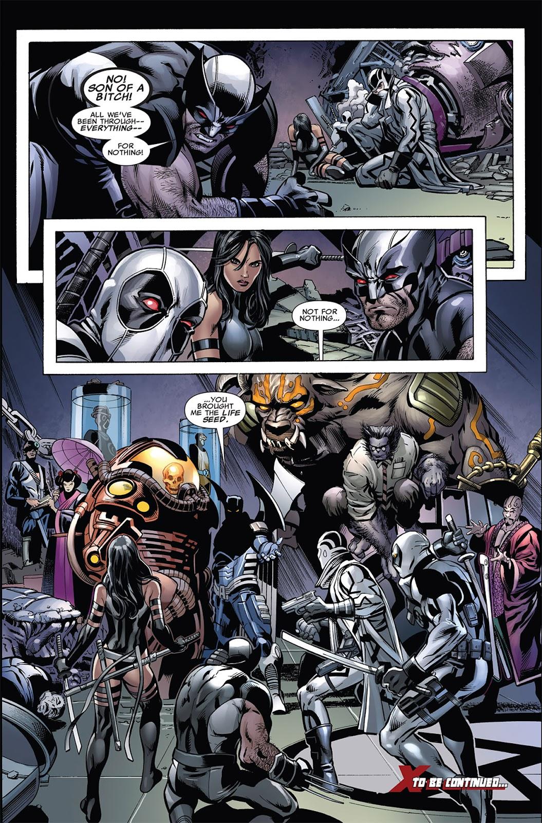 Uncanny X-Force (2010) Issue #13 #14 - English 23