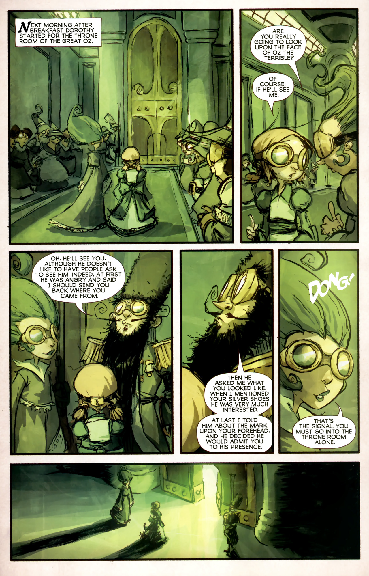 Read online The Wonderful Wizard of Oz comic -  Issue #4 - 14