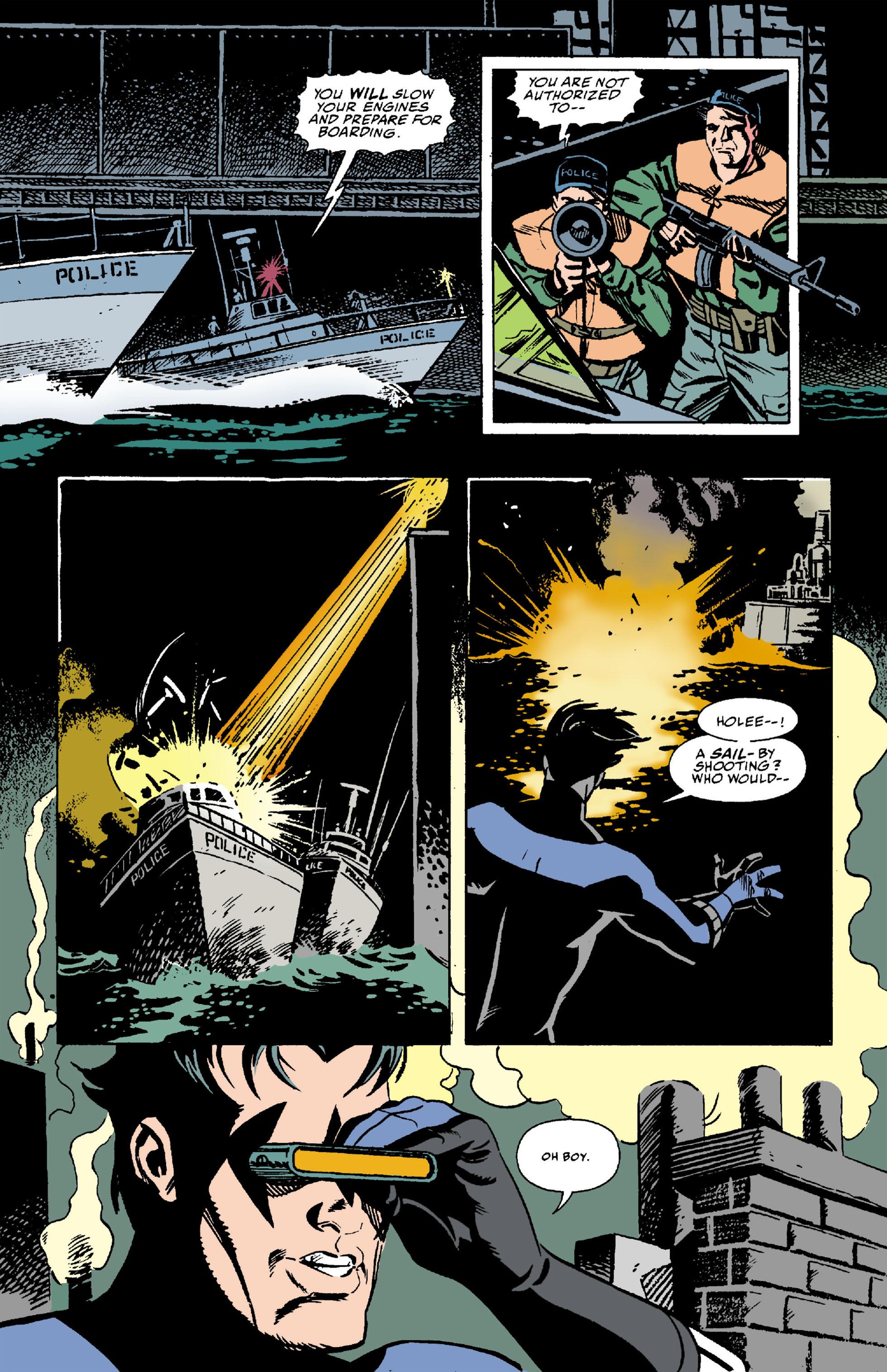 Read online Batman: Bane comic -  Issue # Full - 18
