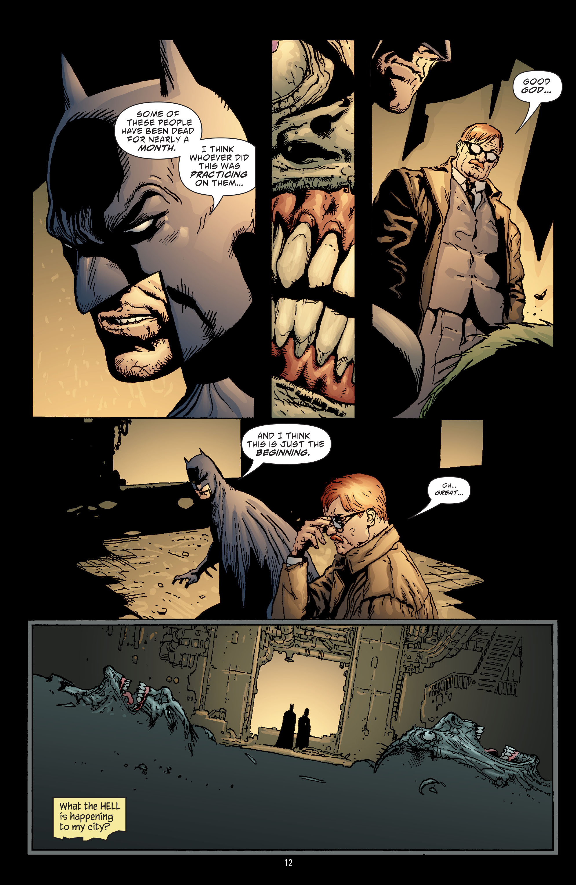 Batman: The Man Who Laughs chap 1 pic 13