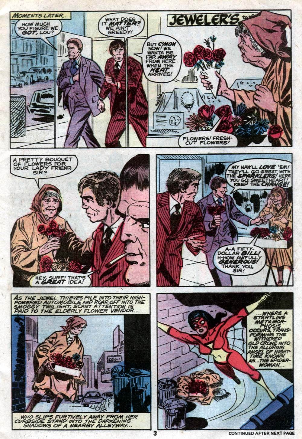 Spider-Woman (1978) Issue #21 #21 - English 4