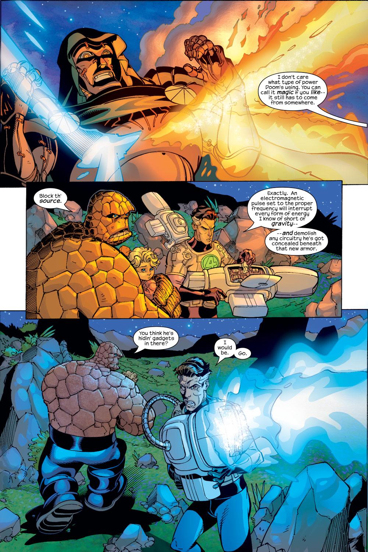 Fantastic Four (1998) #70 #74 - English 4
