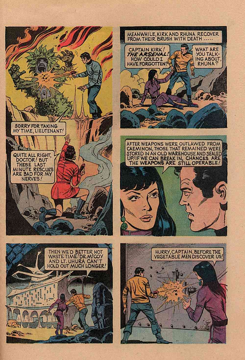 Star Trek (1967) Issue #22 #22 - English 19