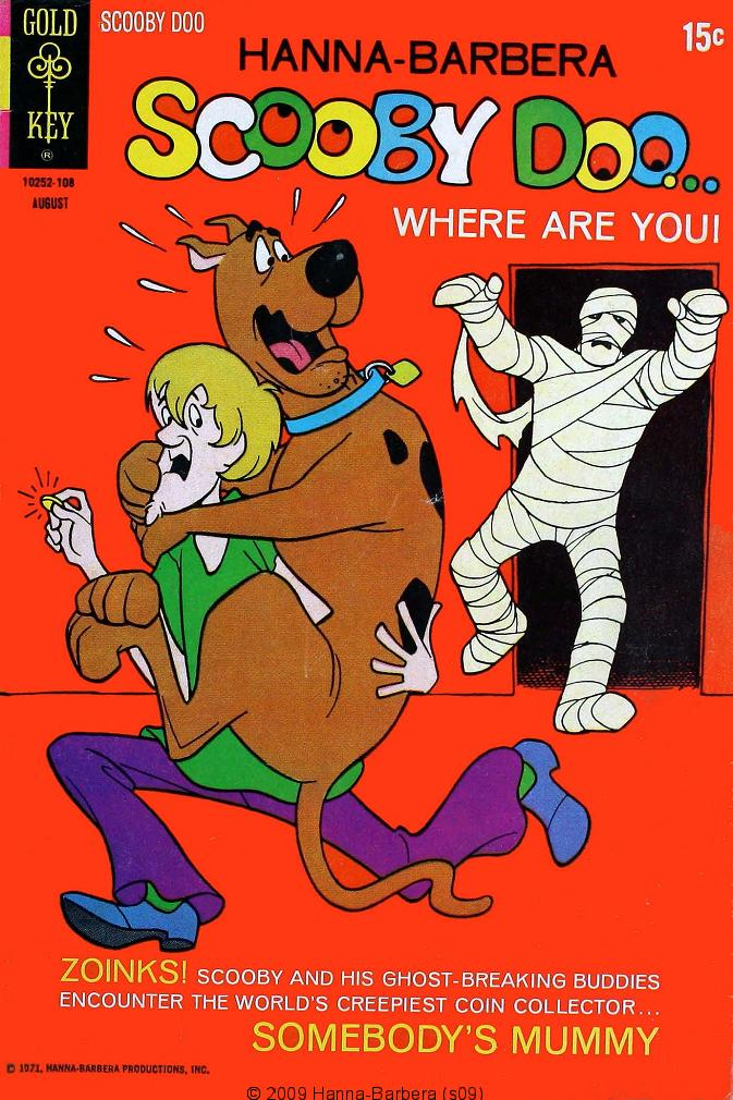 Read online Scooby-Doo... Where Are You! (1970) comic -  Issue #7 - 1