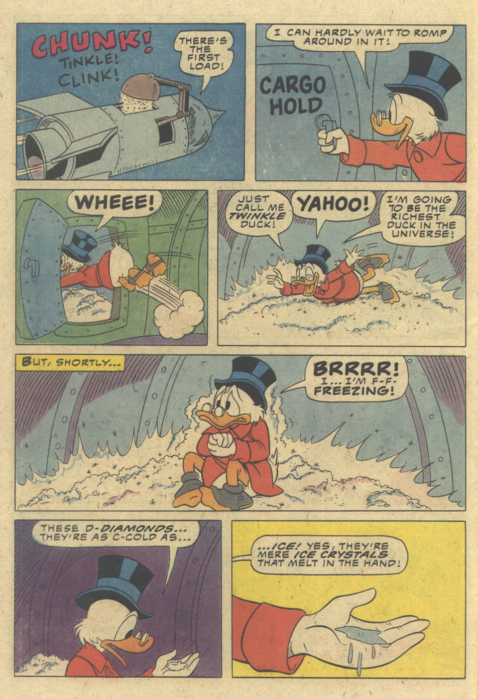 Uncle Scrooge (1953) Issue #188 #188 - English 10