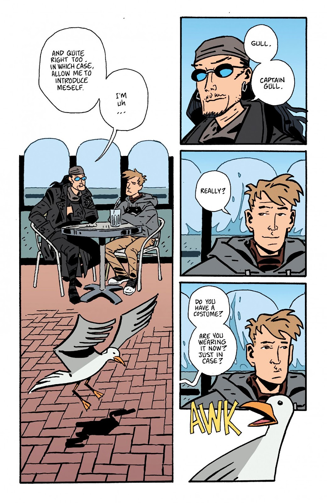 Mudman Issue #4 #4 - English 14