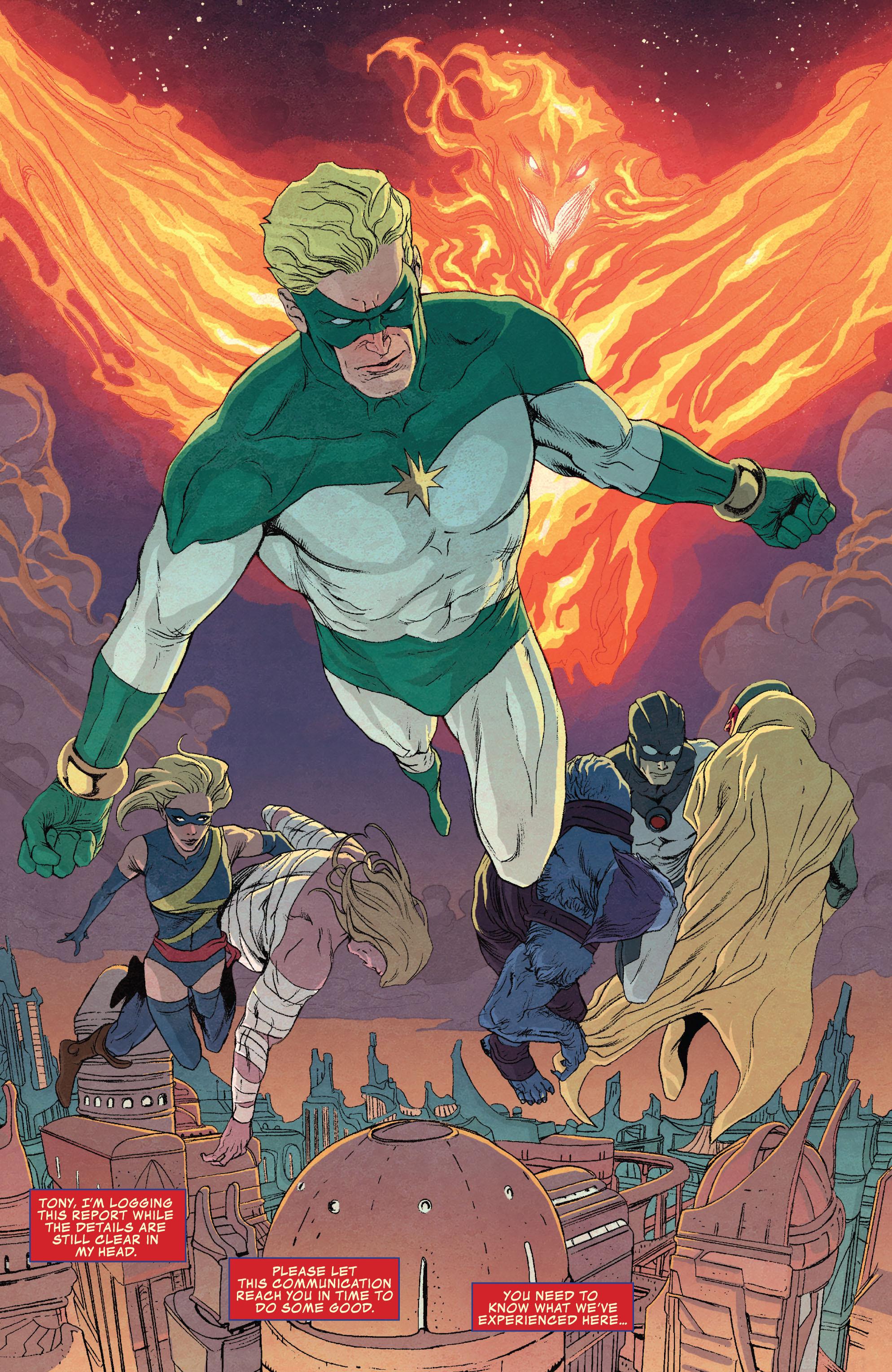 Read online Secret Avengers (2010) comic -  Issue #28 - 3