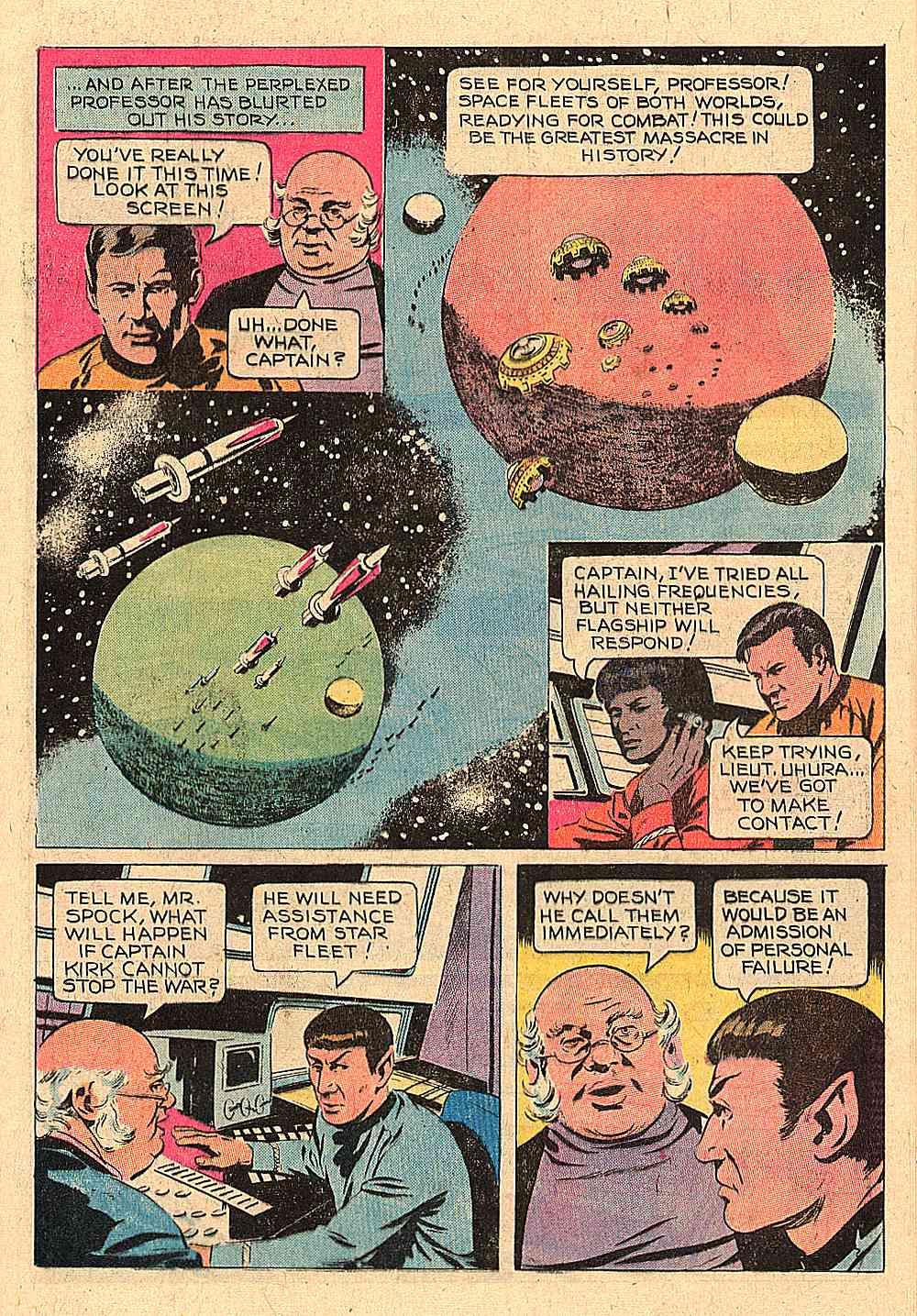 Star Trek (1967) #51 #51 - English 17