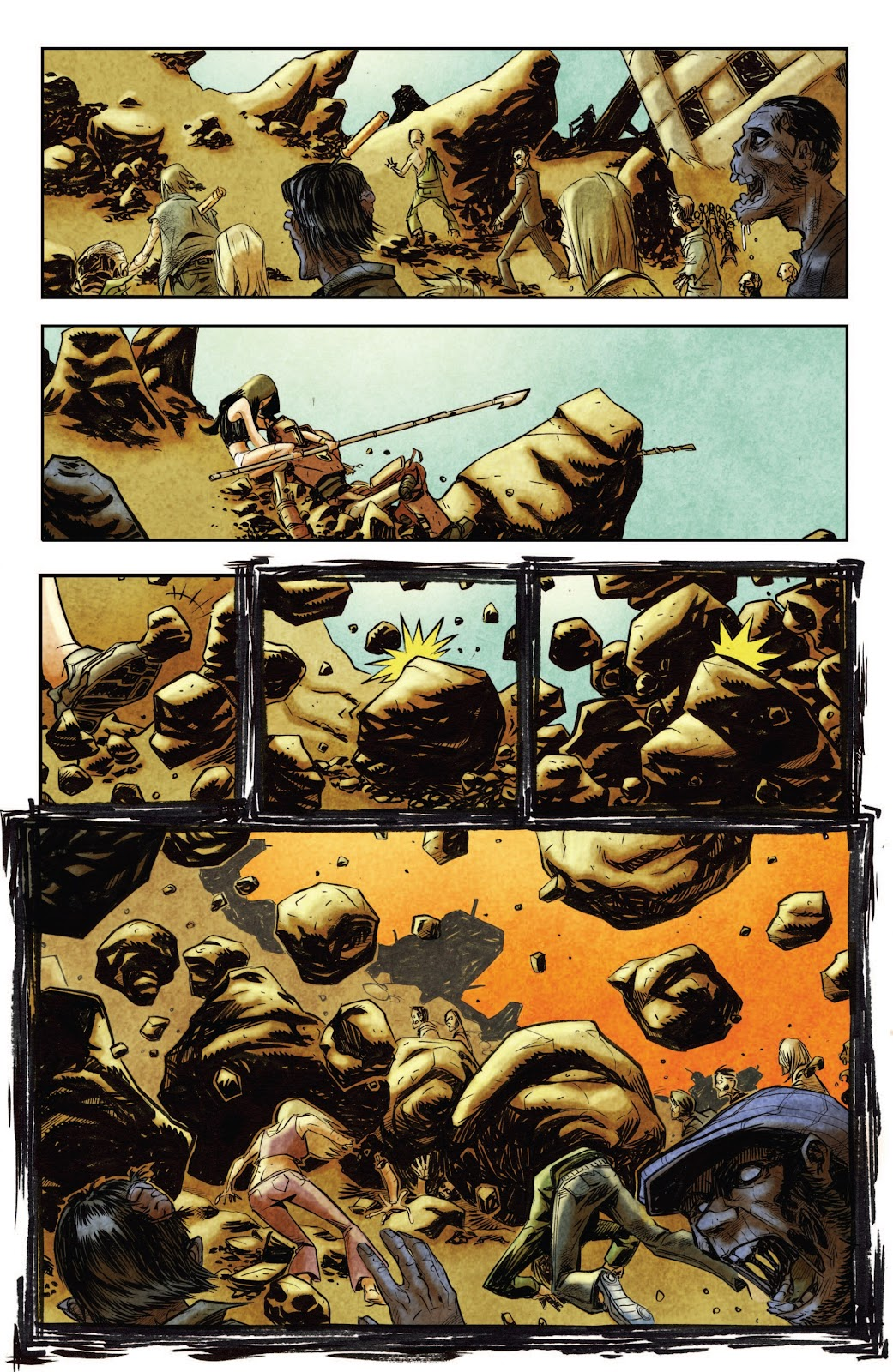 Zombies vs. Robots (2006) _Annual 1 Page 15