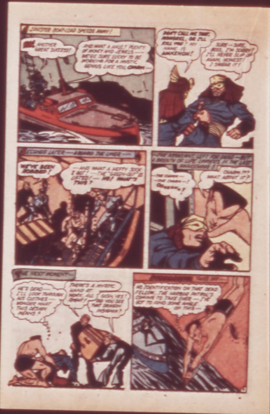 Sub-Mariner Comics Issue #21 #21 - English 32