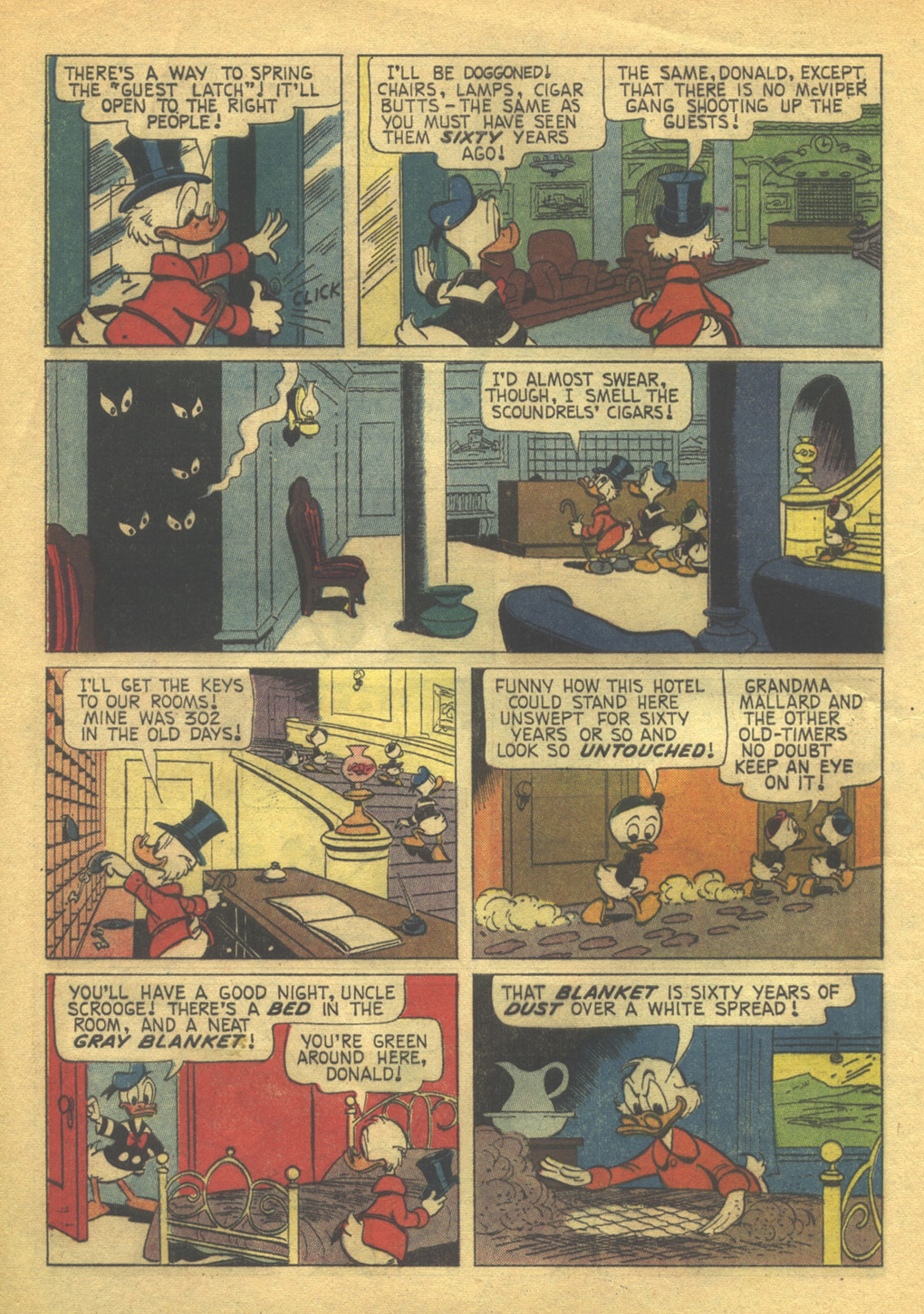 Uncle Scrooge (1953) Issue #56 #56 - English 8