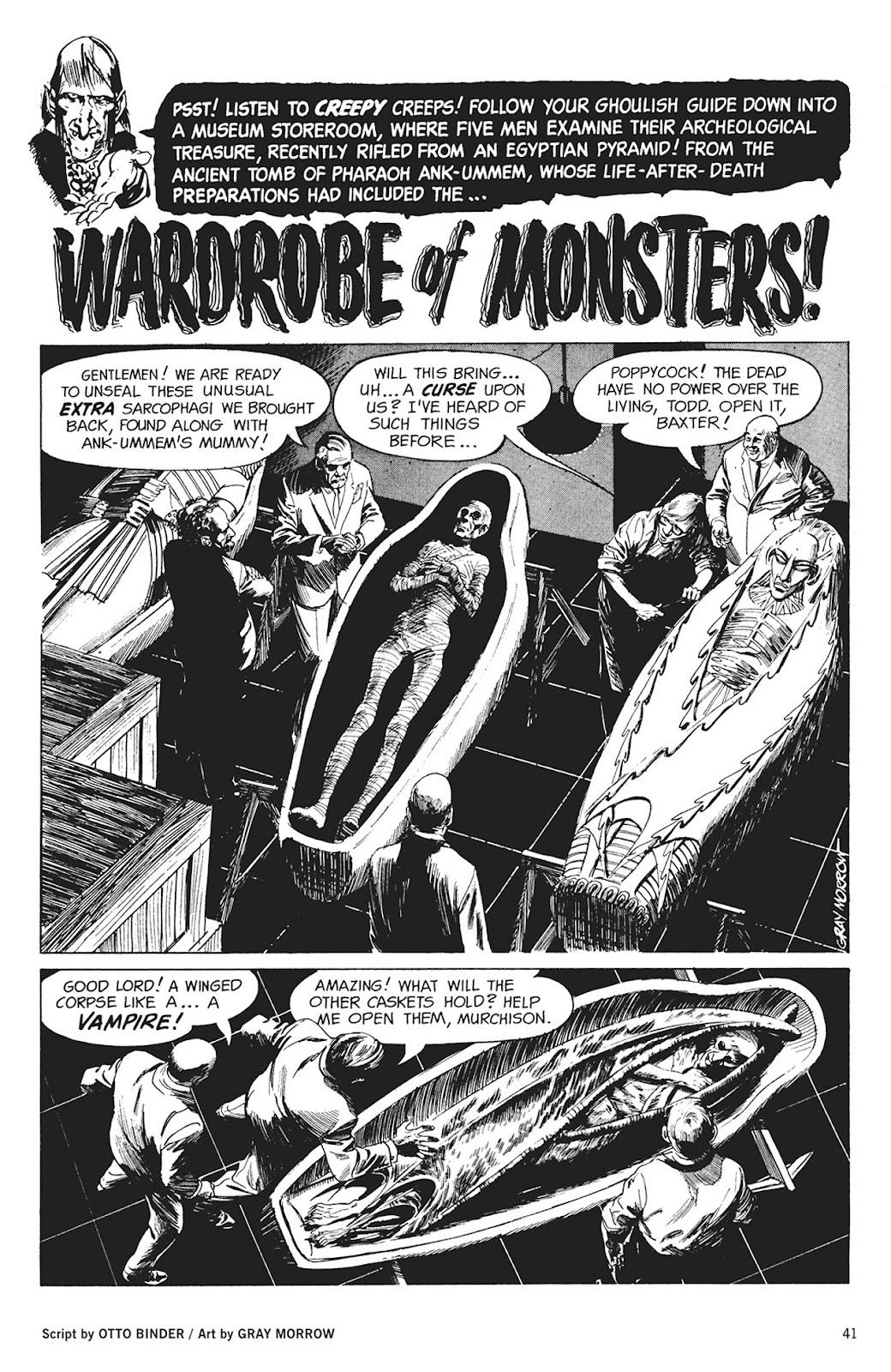 Creepy (2009) Issue #4 #4 - English 42