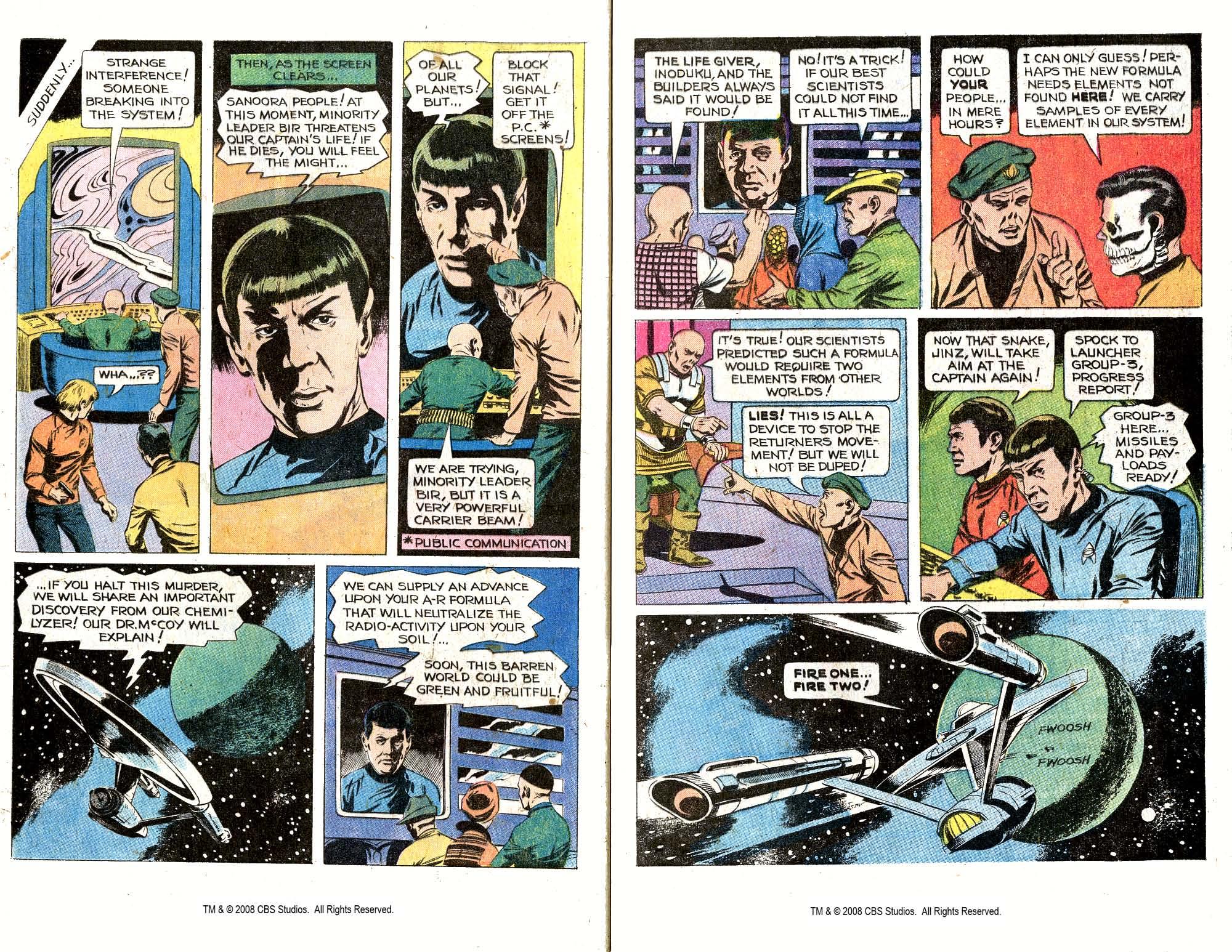 Star Trek (1967) #50 #50 - English 15