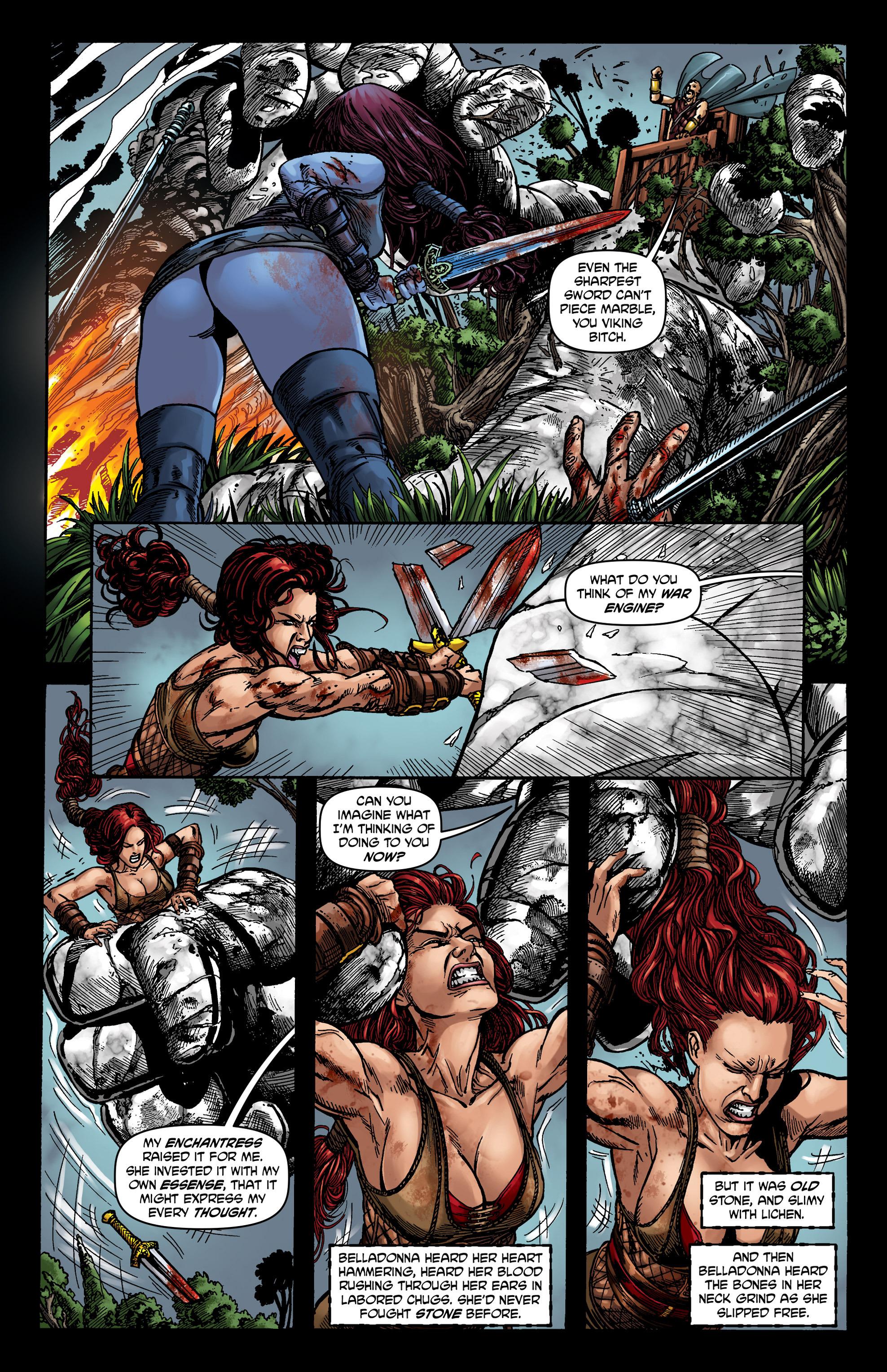 Read online Belladonna comic -  Issue #0 - 20