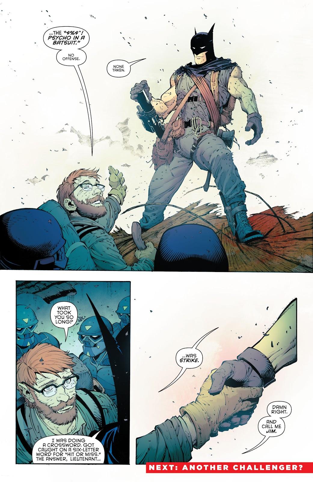 Batman (2011) Issue #30 #49 - English 26