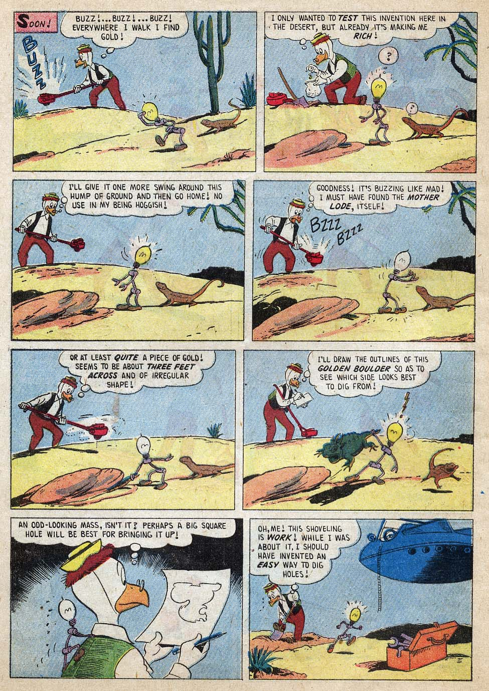 Uncle Scrooge (1953) Issue #18 #18 - English 32