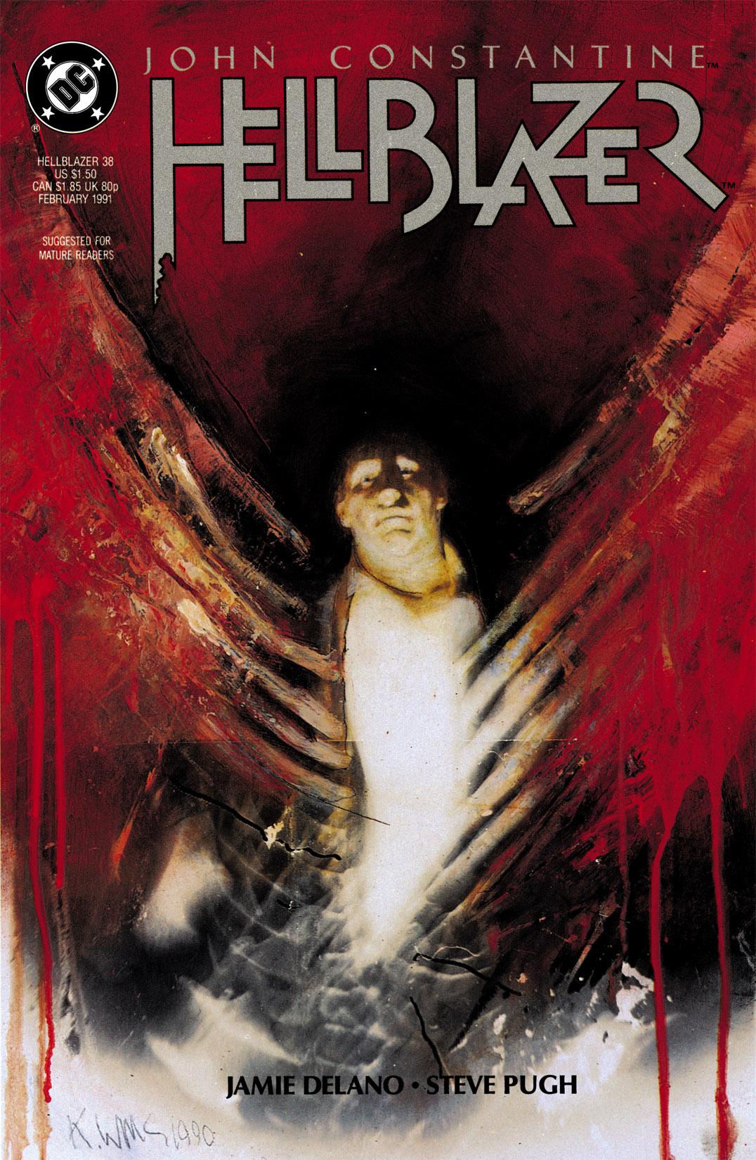 Hellblazer issue 38 - Page 1