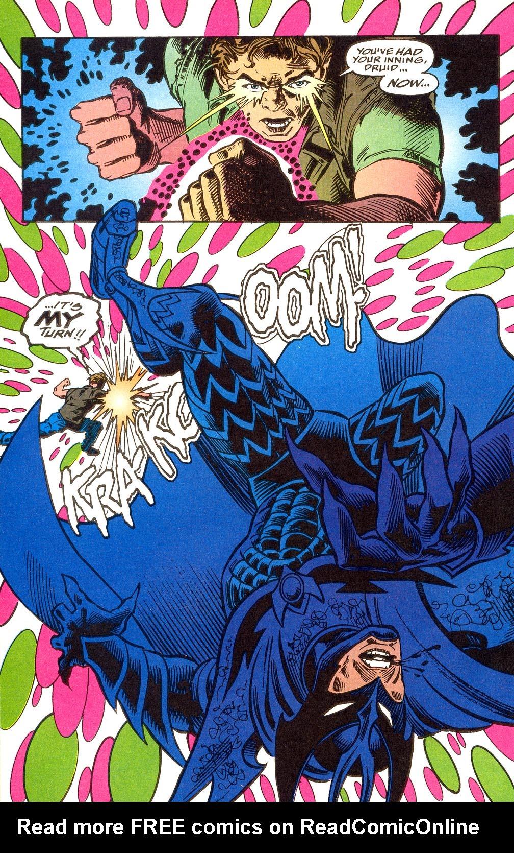 Read online Secret Defenders comic -  Issue #25 - 26
