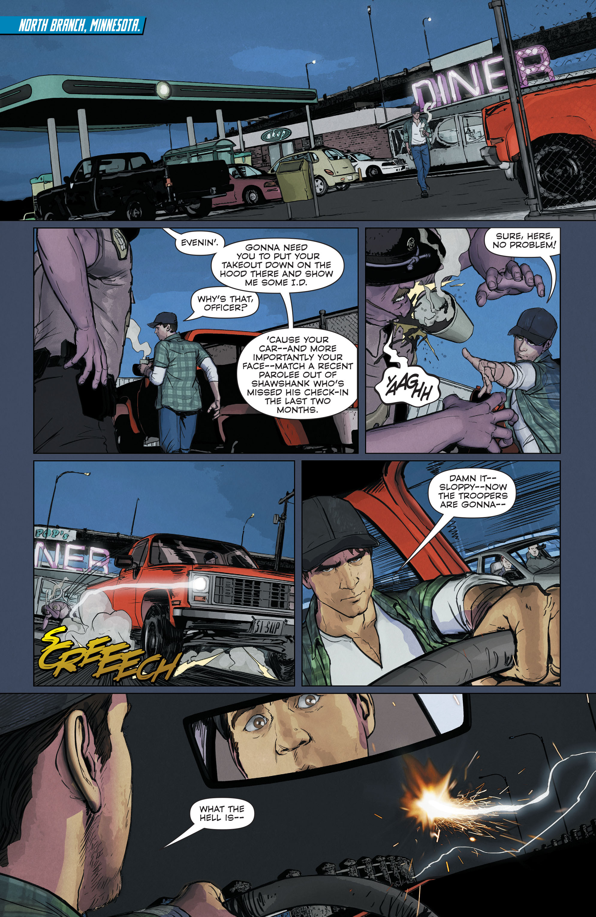 Read online Superman (2011) comic -  Issue #51 - 17