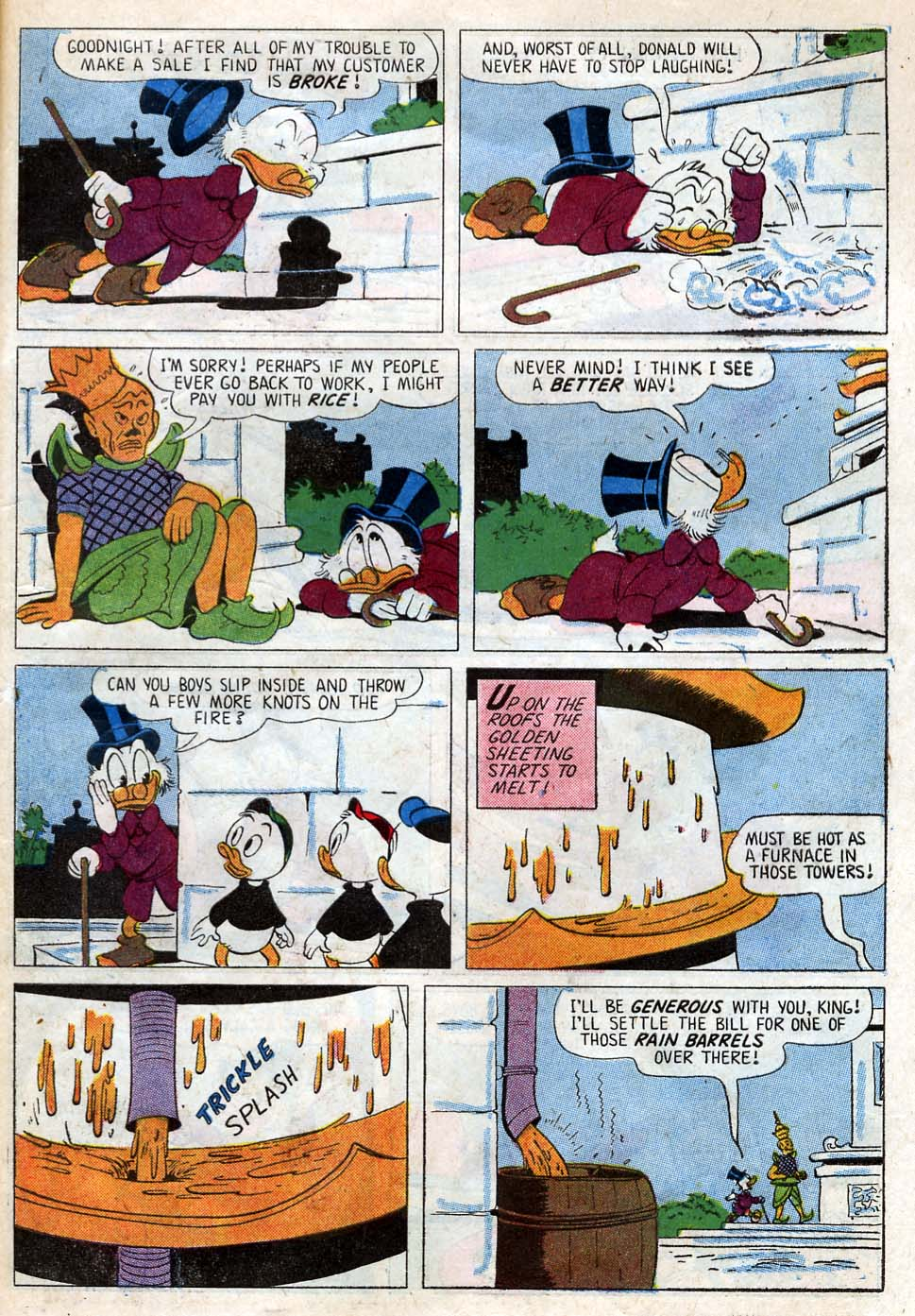 Uncle Scrooge (1953) #20 #385 - English 27