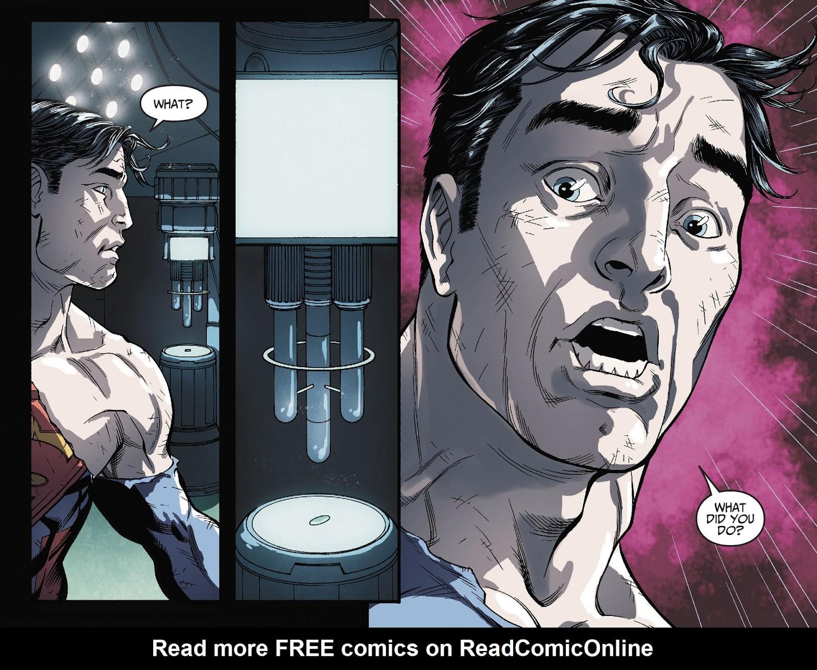 Injustice: Gods Among Us [I] Issue #36 #37 - English 8