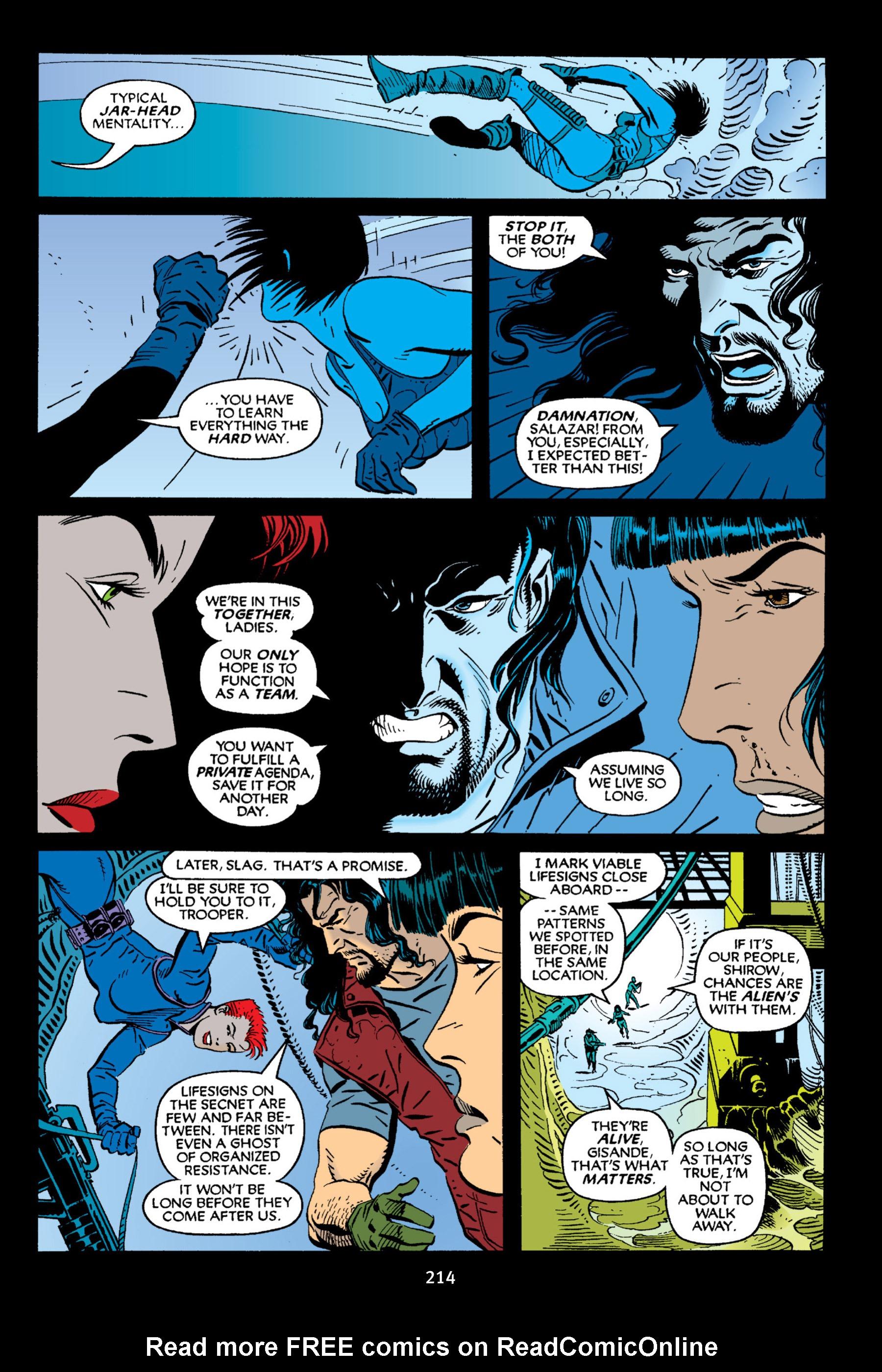 Aliens vs. Predator Omnibus _TPB_2_Part_2 Page 100