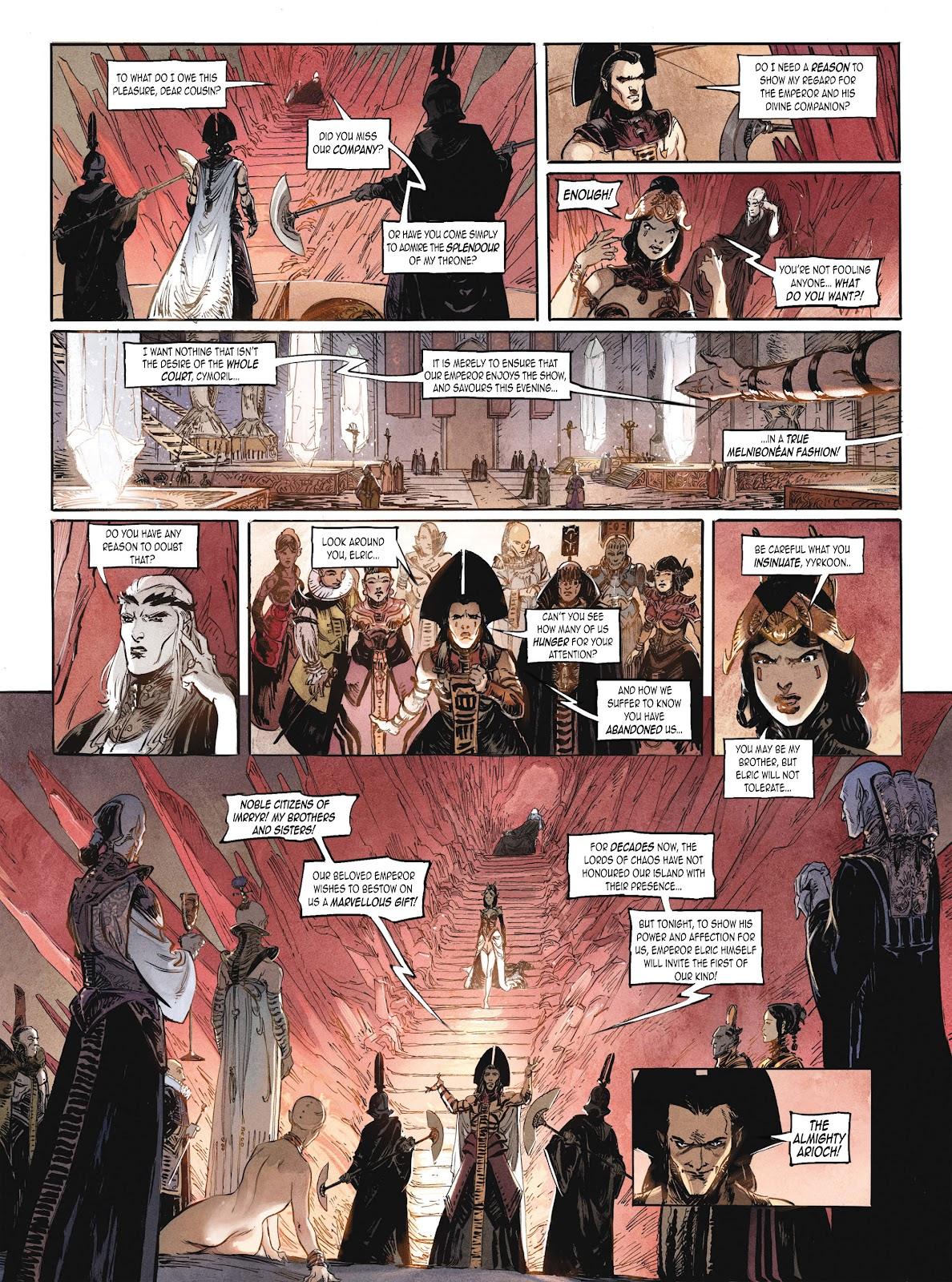 Elric (2014) TPB 1 #1 - English 15