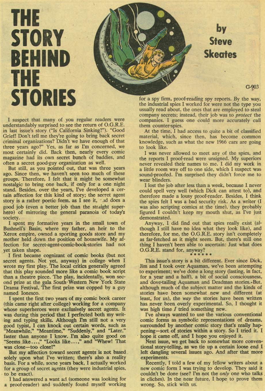 Aquaman (1962) Issue #54 #54 - English 30