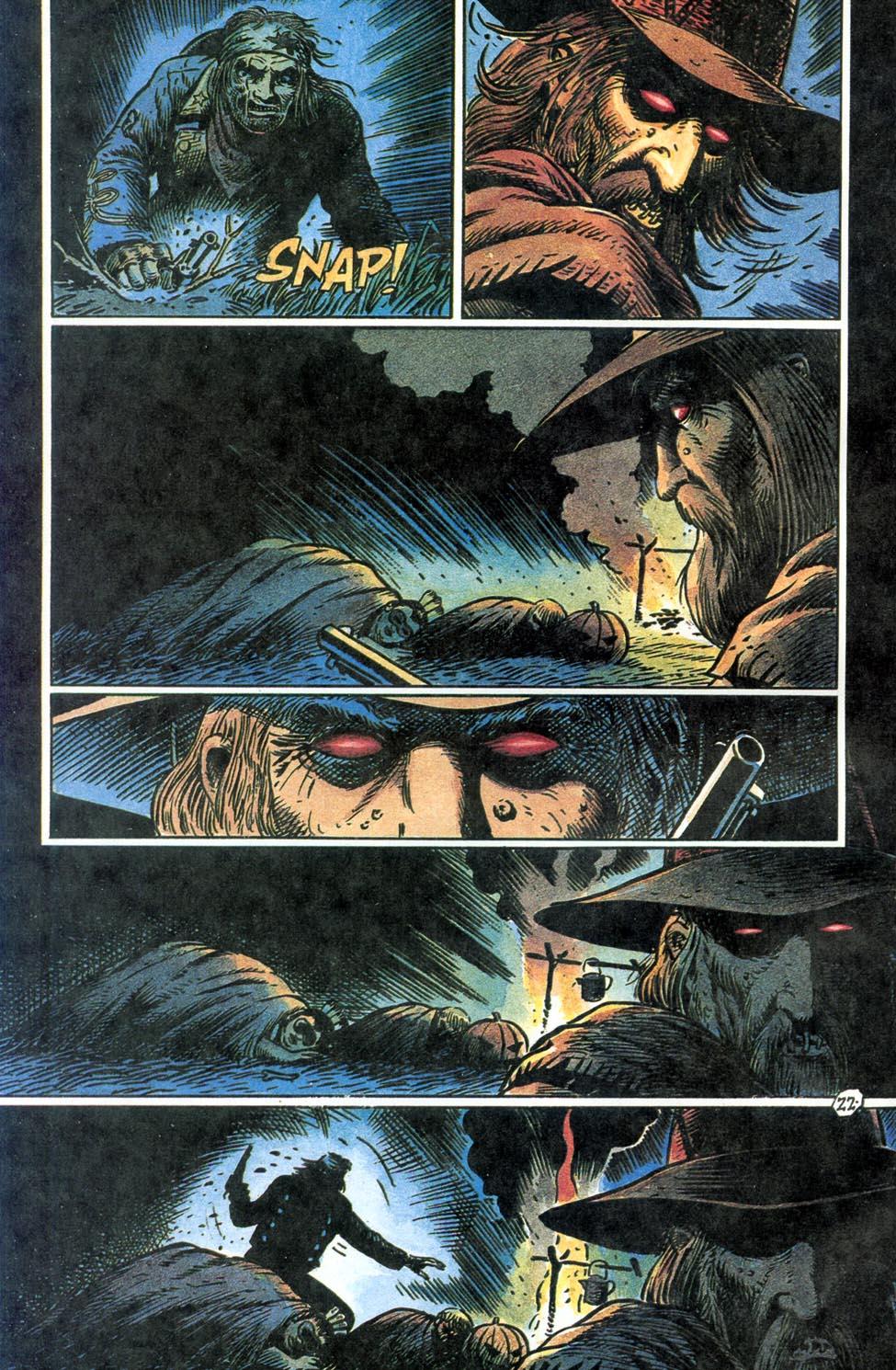 Jonah Hex: Two-Gun Mojo Issue #3 #3 - English 24