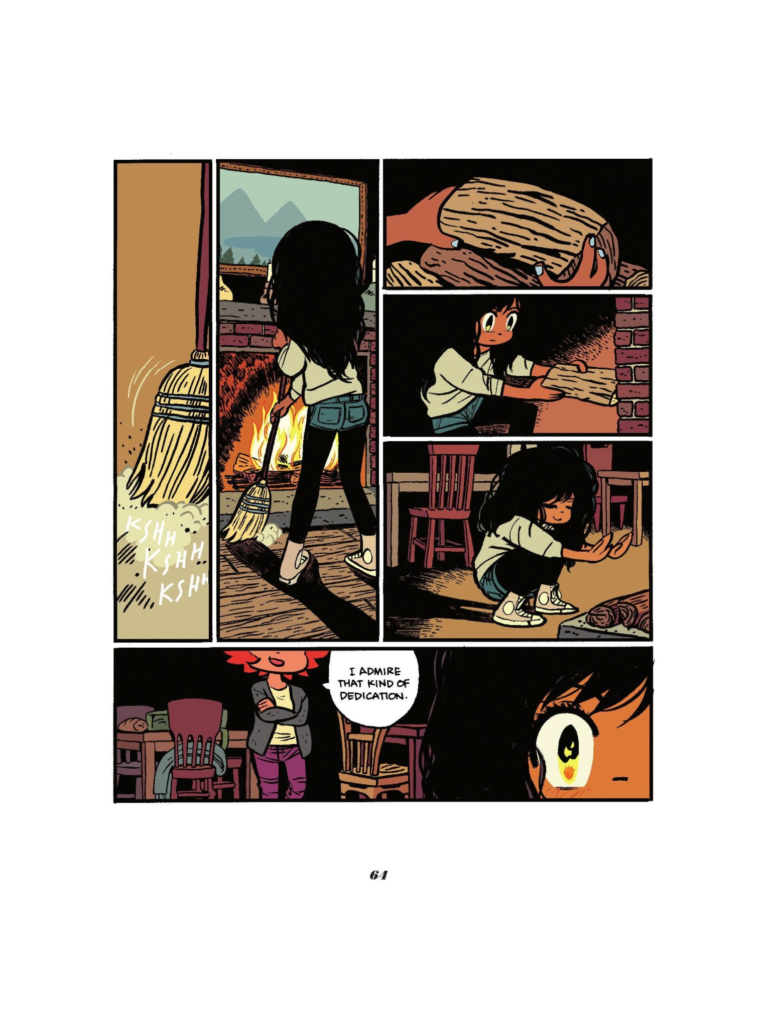 Read online Seconds comic -  Issue # Full - 66