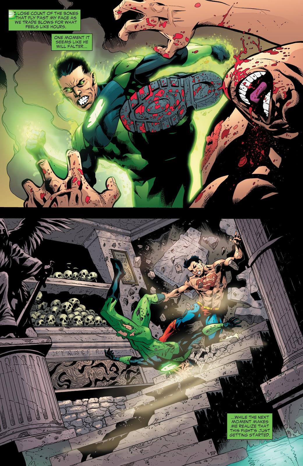 Green Lantern: The Sinestro Corps War Full #1 - English 237
