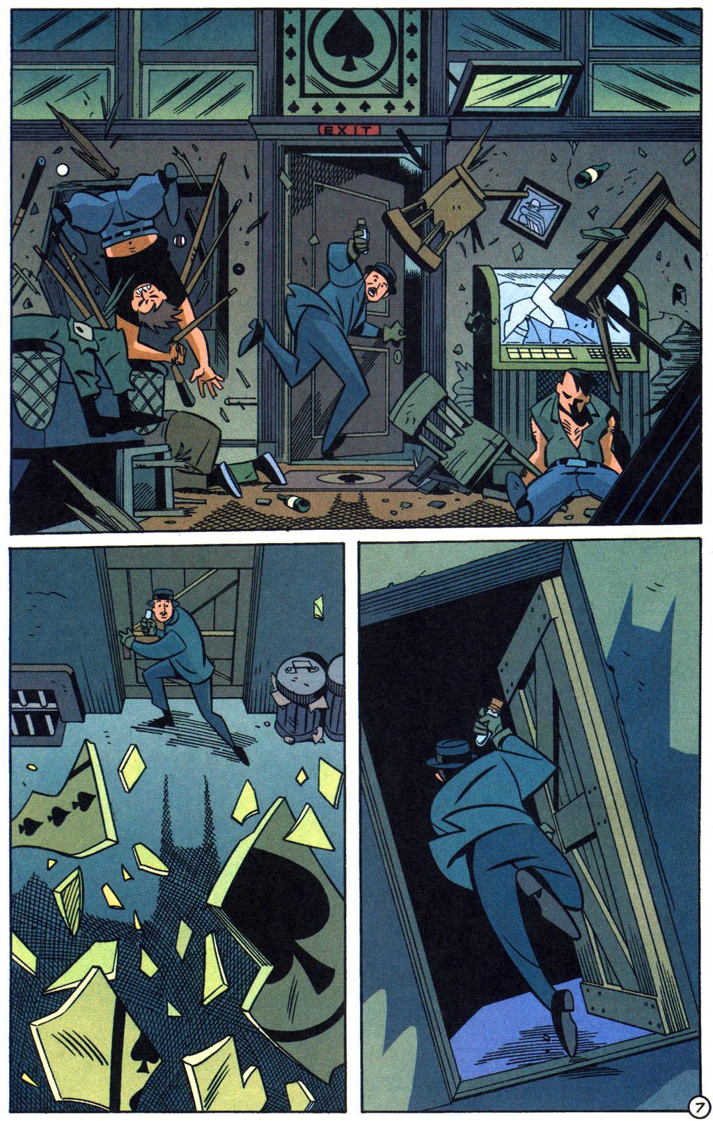 Batman: Gotham Adventures 13 Page 8
