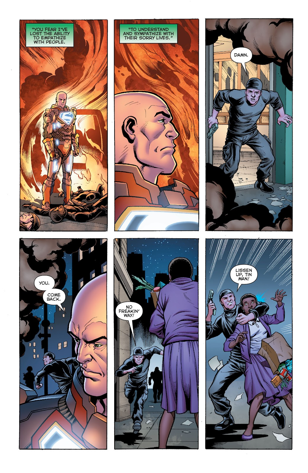 Justice League (2011) Issue #52 #62 - English 14