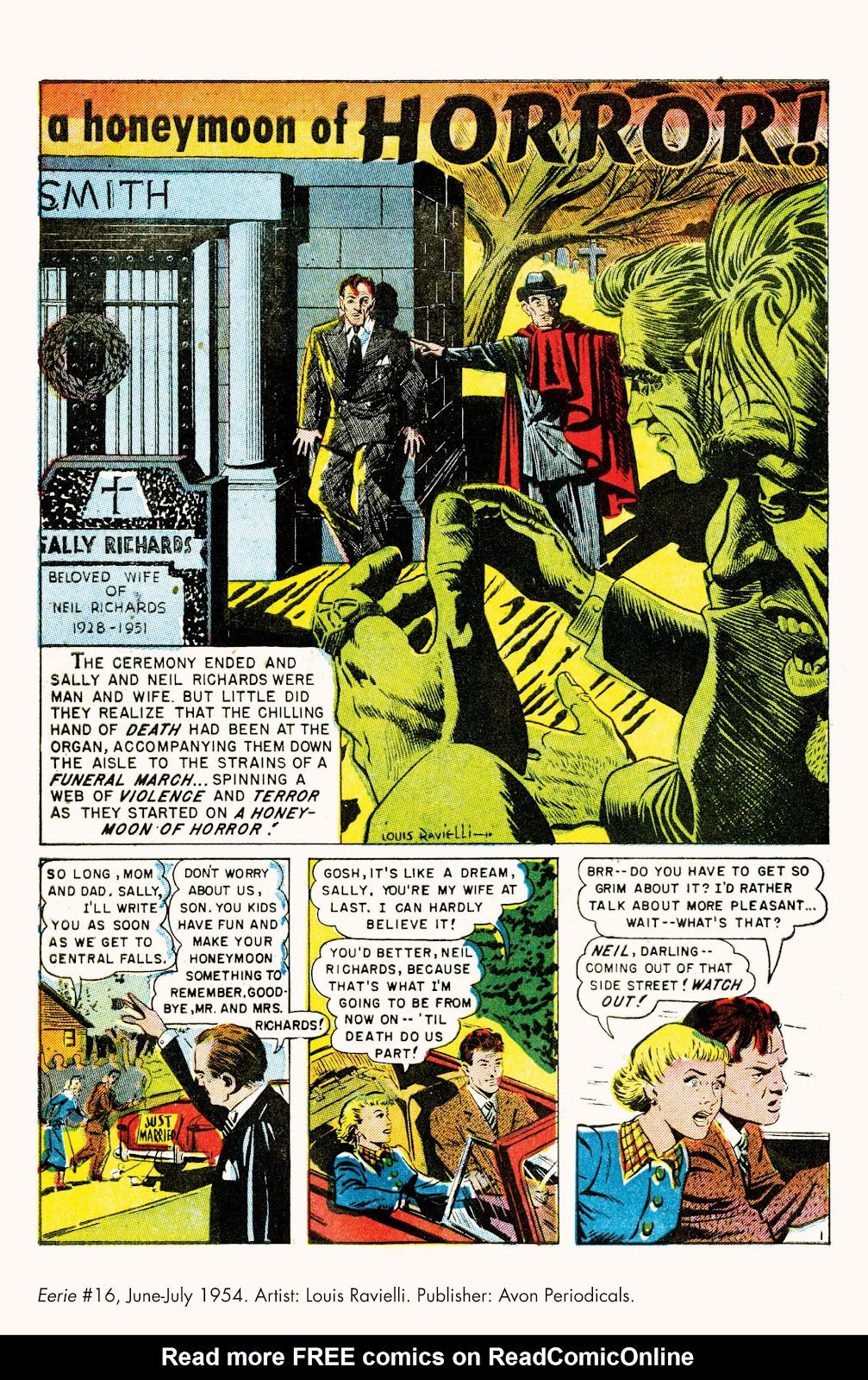 Haunted Horror Issue #6 #6 - English 35
