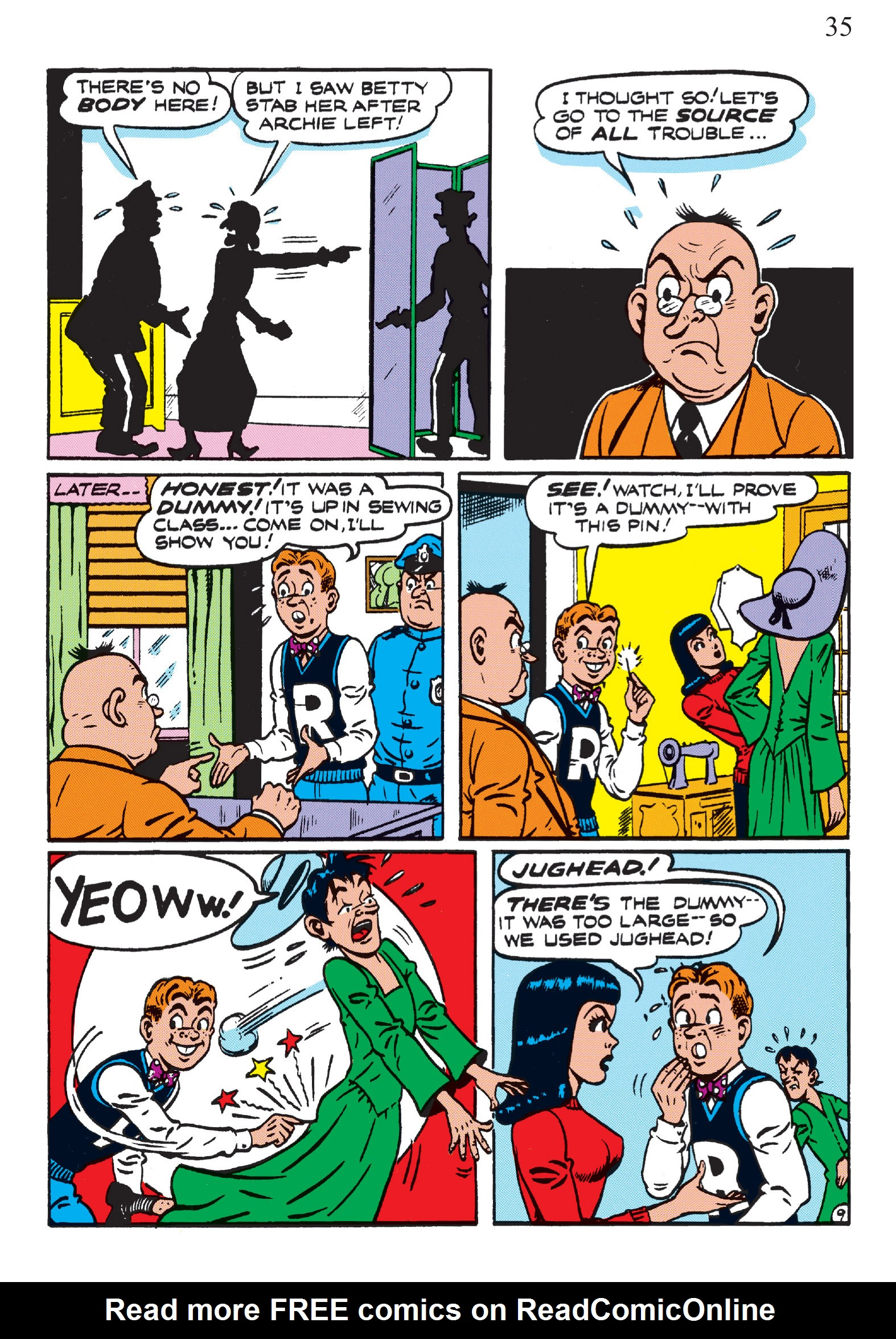 Read online The Best of Archie Comics comic -  Issue # TPB 2 (Part 1) - 37