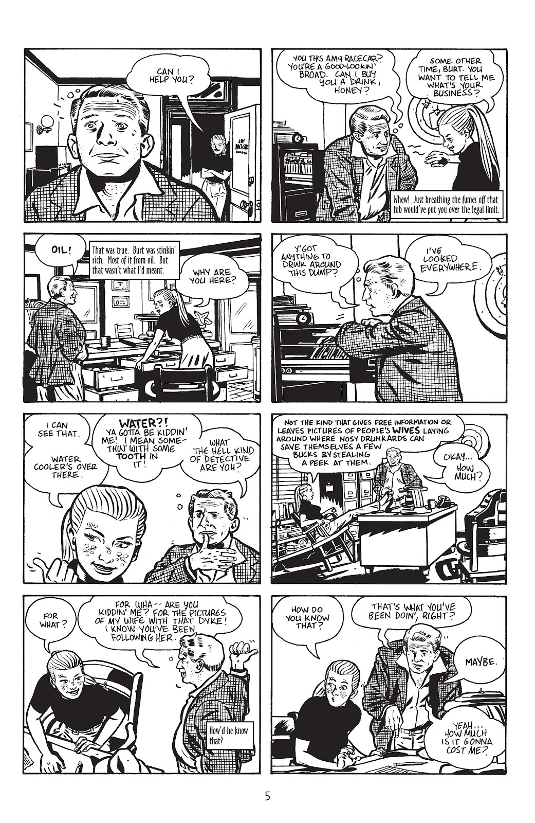 Stray Bullets Issue #18 #18 - English 7