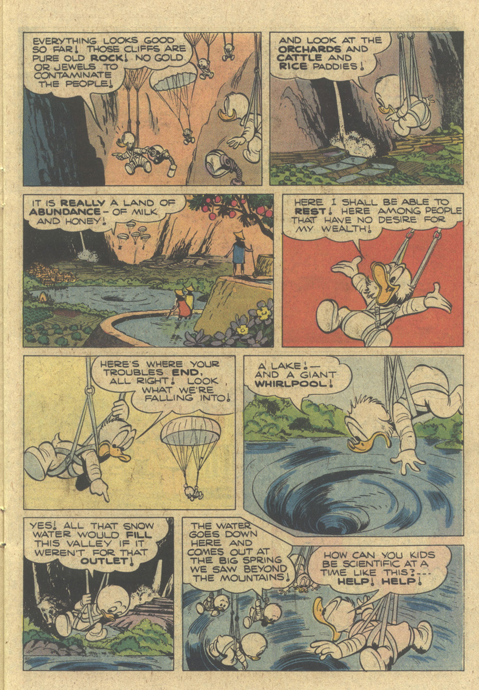 Uncle Scrooge (1953) Issue #183 #183 - English 15