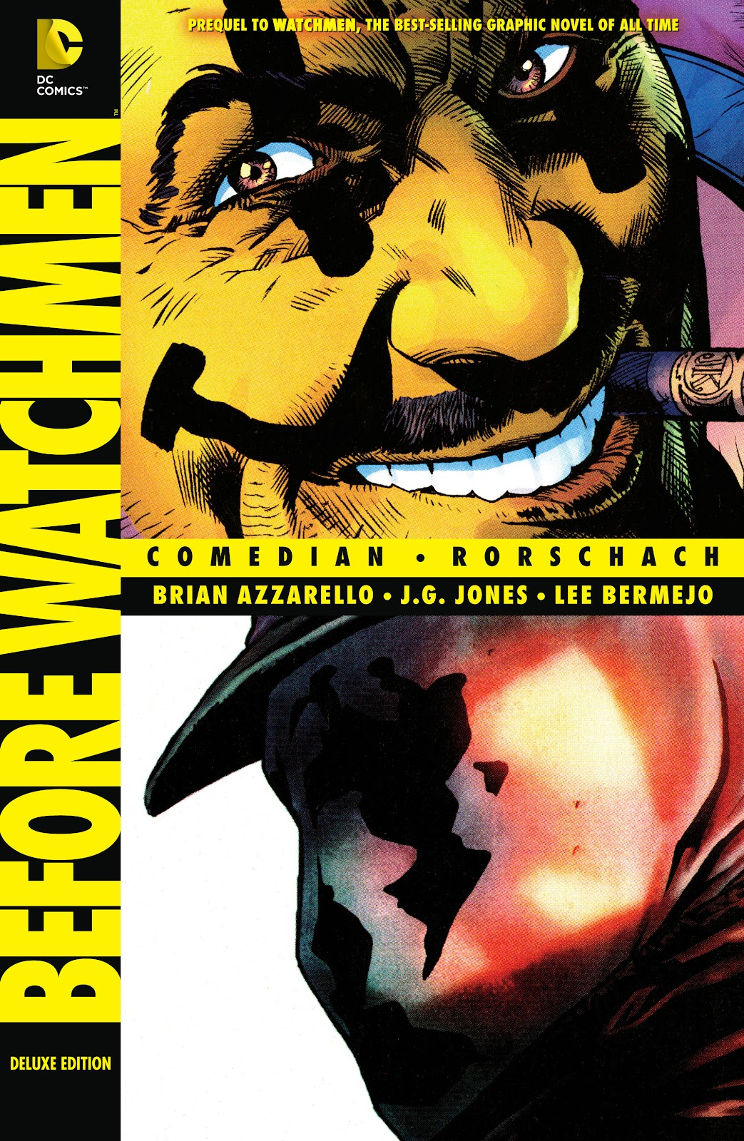 Before Watchmen: Comedian/Rorschach issue Full - Page 1