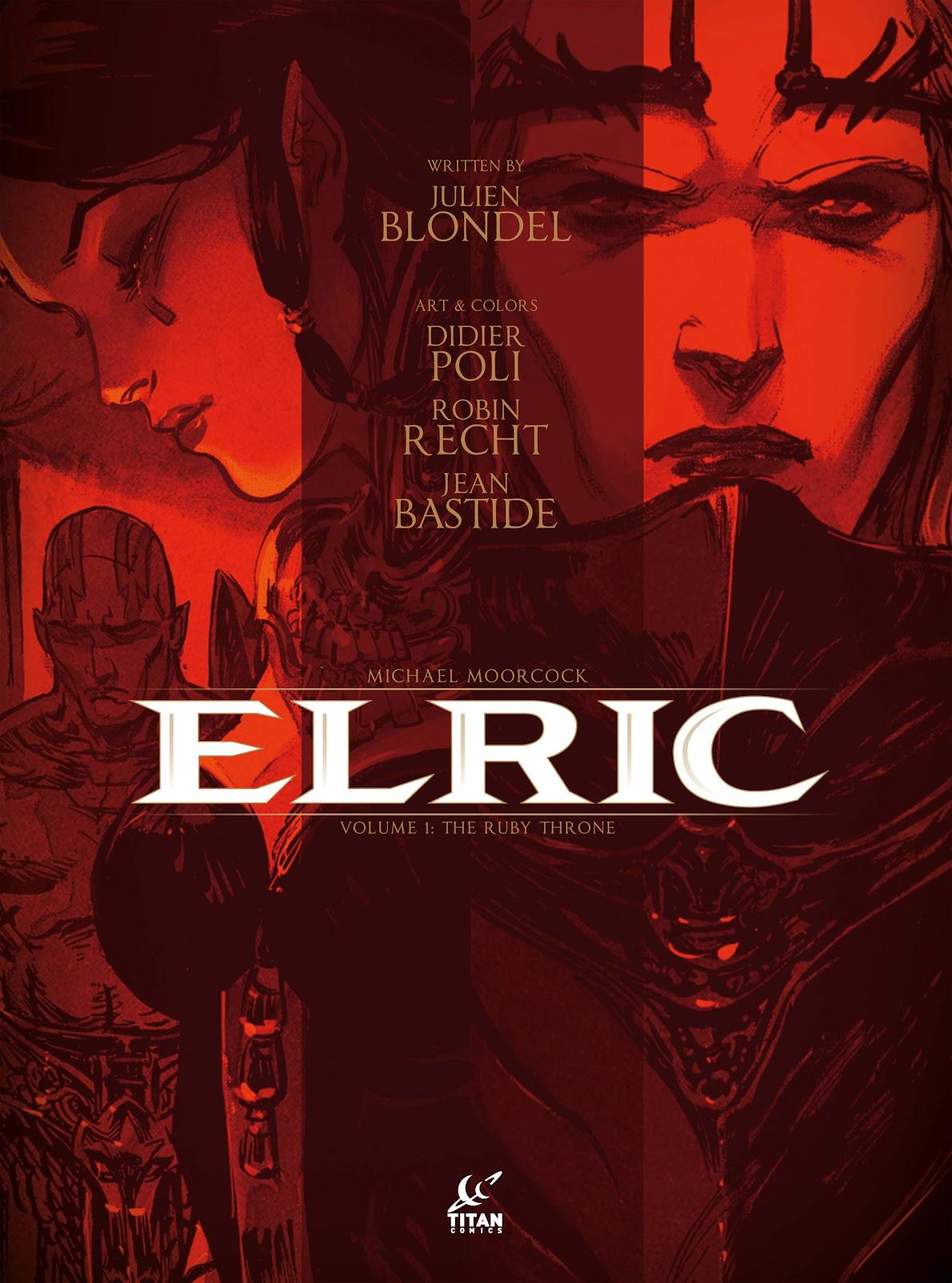 Elric (2014) TPB 1 #1 - English 3