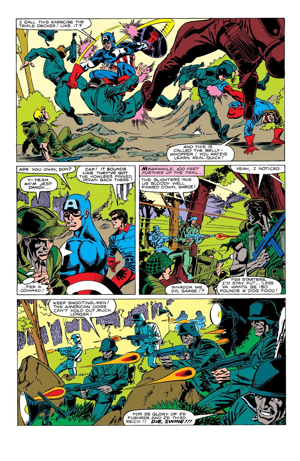 Captain America (1968) _Annual 9 #9 - English 32