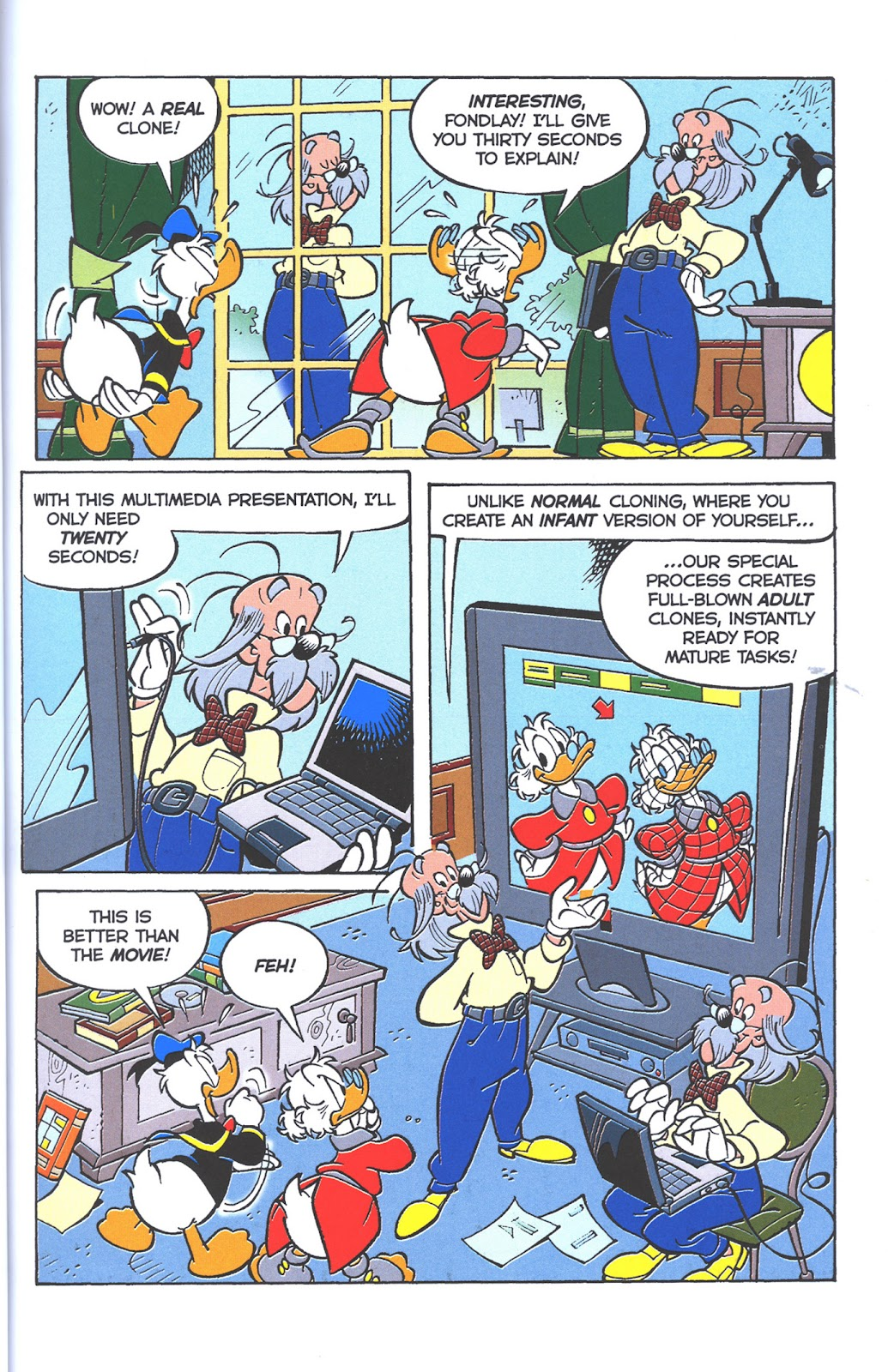Uncle Scrooge (1953) Issue #368 #368 - English 5