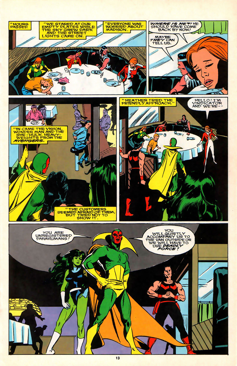 Alpha Flight (1983) 74 Page 9