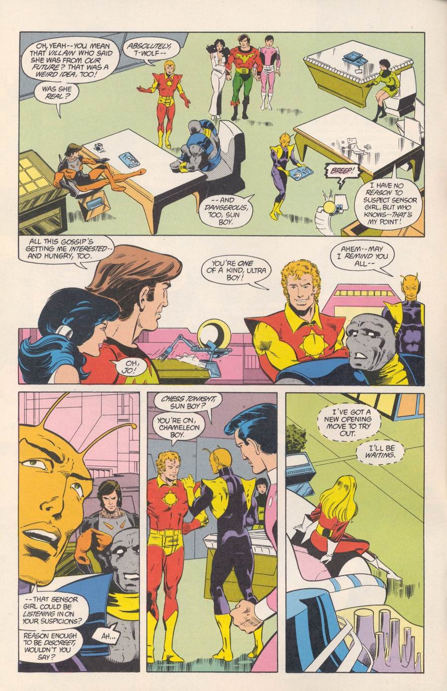 Tales of the Legion Issue #349 #36 - English 3