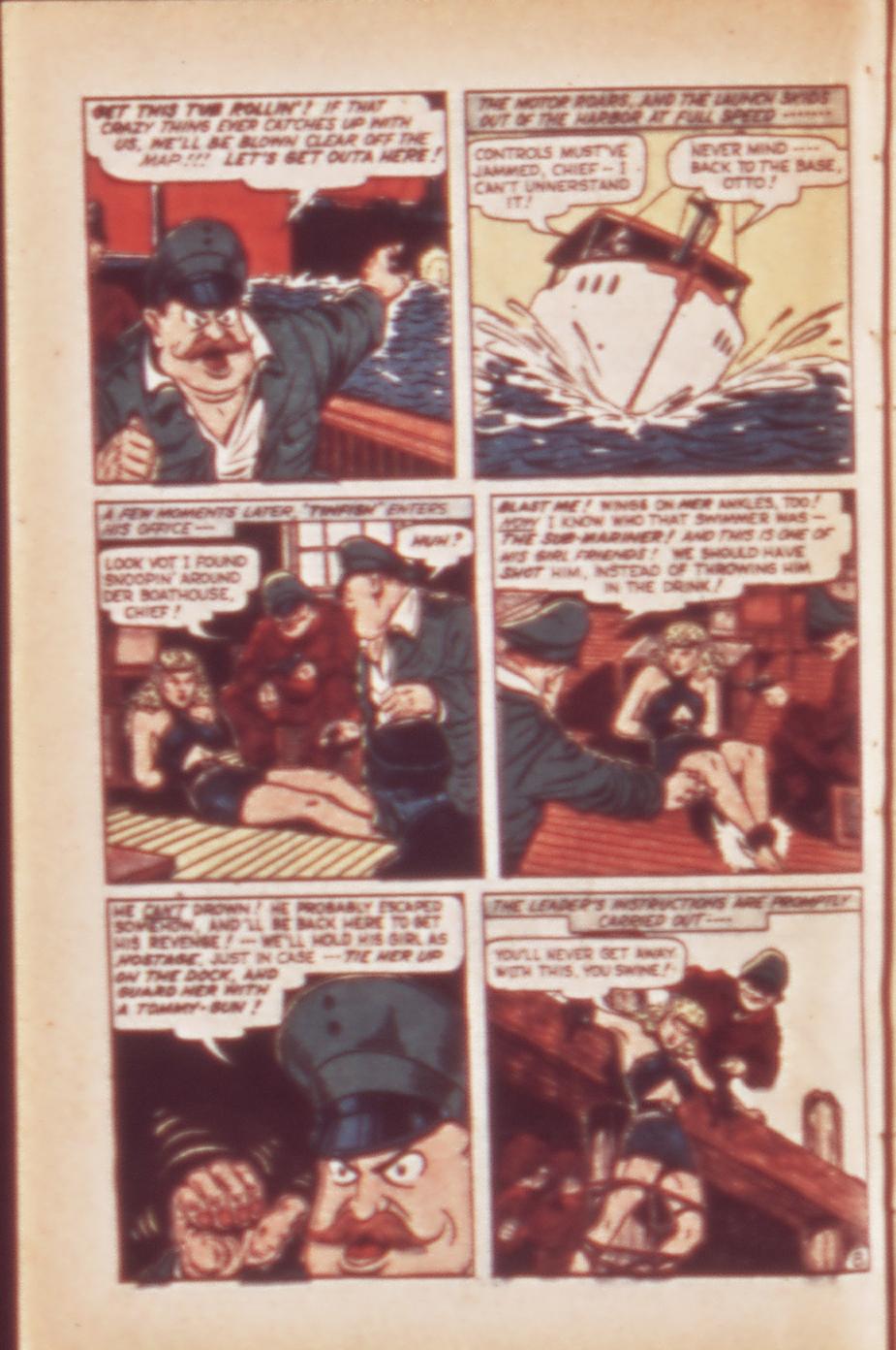 Sub-Mariner Comics #24 #24 - English 24