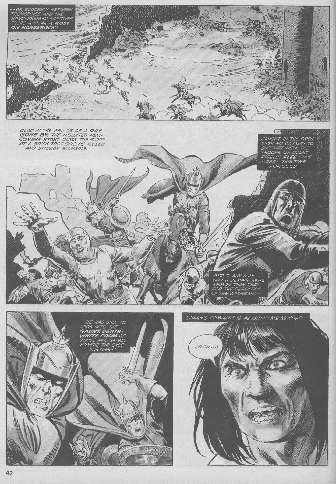 The Savage Sword Of Conan Issue #44 #45 - English 42