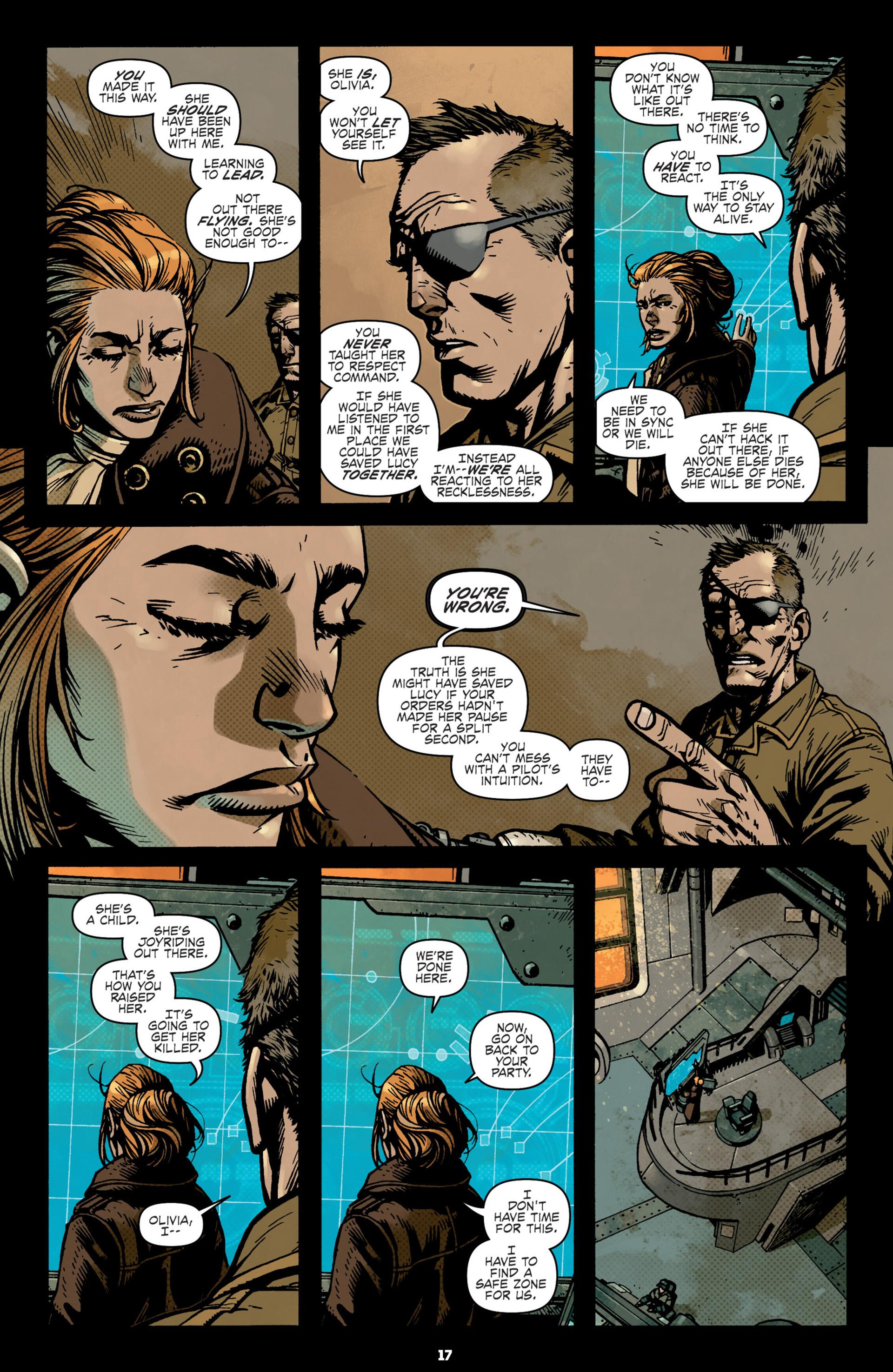 Wild Blue Yonder 3 Page 17