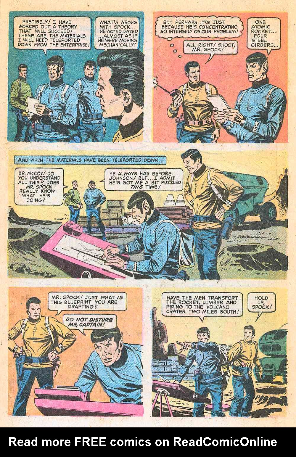Star Trek (1967) Issue #35 #35 - English 11